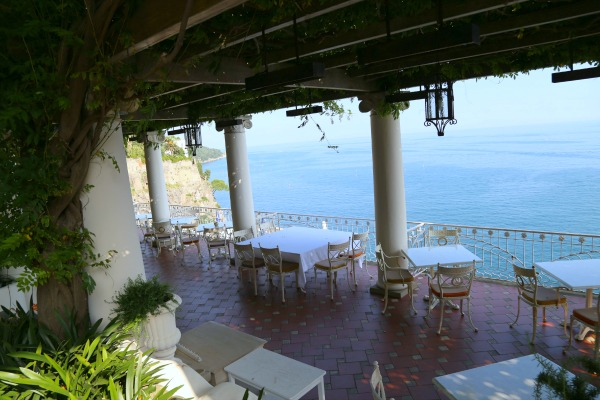 Sorrento Hotel Syrene
