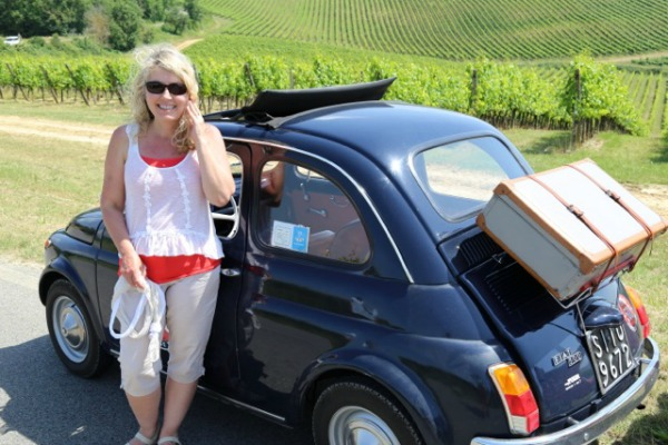 Tuscany Fiat