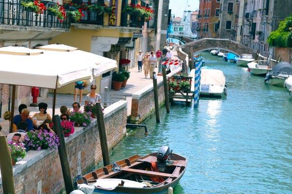 Venice G Canal
