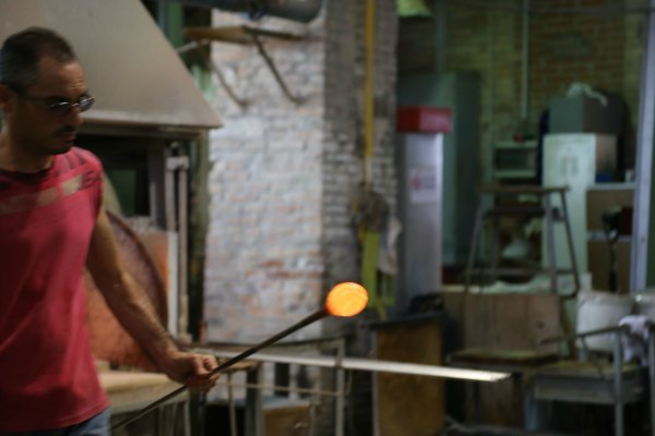 Venice Murano glass factory 4