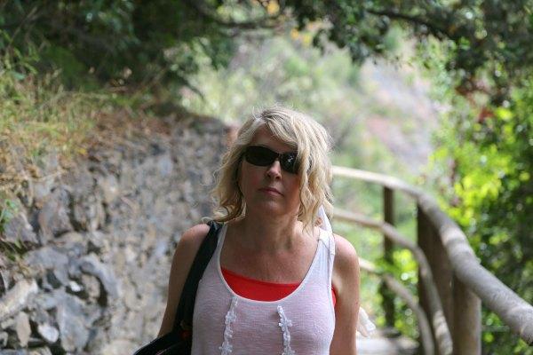 Cinque Terre corniglia hike4