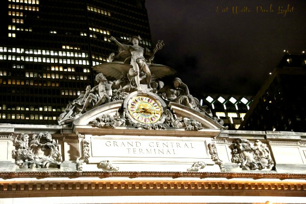New York Grand Central sign 1