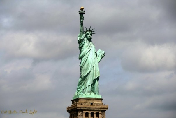 New York Statue of Liberty 1