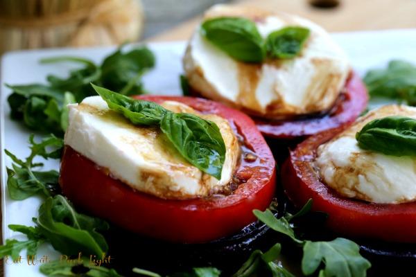Roasted Beet and Tomato Salad 3