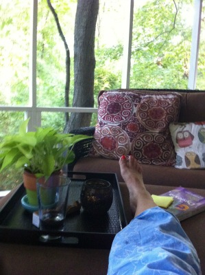 Porch relax