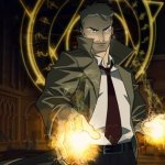 CW  to Revive Matt Ryan's Constantine in new Animated Series