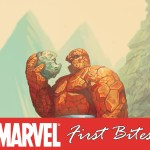 First Bites: Marvel's Young Guns 2018
