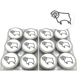 Derby County Cupcakes