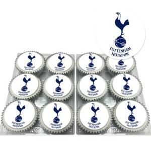 Spurs Cupcakes