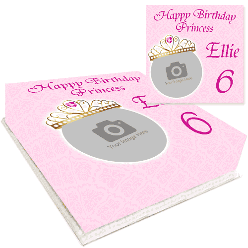 little princess any age cake