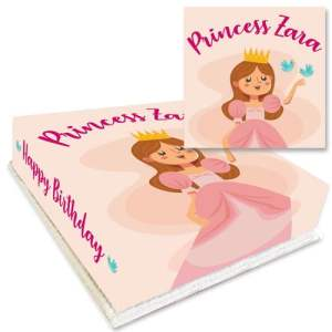 Princess Graphic Cake