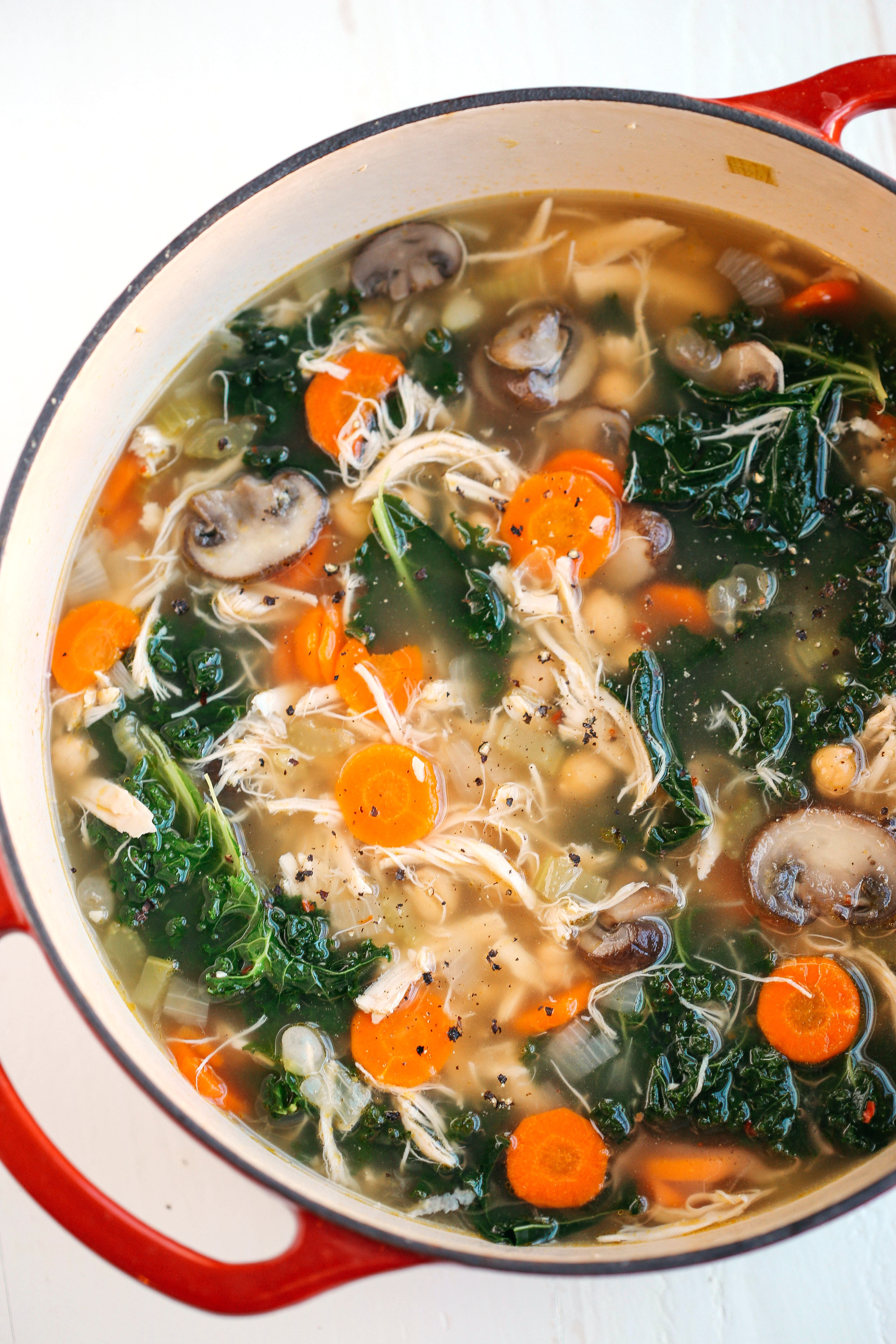 Top 10 Favorite Healthy Soup Recipes Eat Yourself Skinny