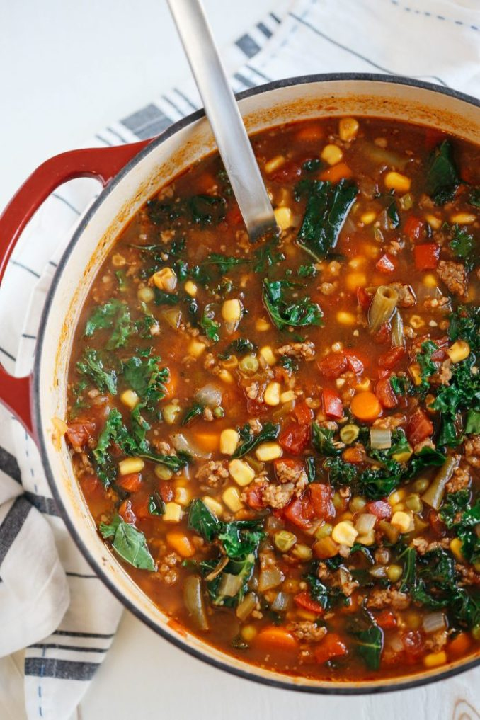 Top 10 Favorite Healthy Soup Recipes - Eat Yourself Skinny