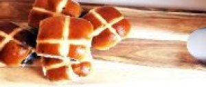 Delicious hot cross buns, recipe and history behind this Easter favourite!