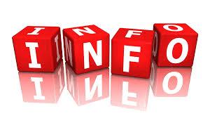 information info logo