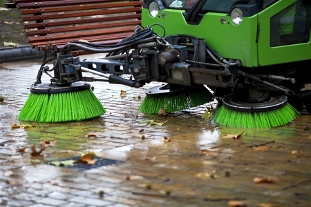Don't wait! Street sweeping services in Northwestern Wisconsin
