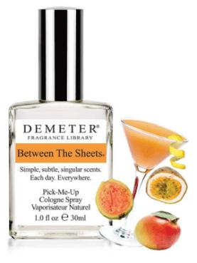 Demeter Between the Sheets