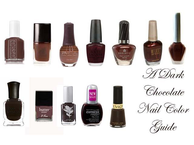 Sinful Colors Nail Polish List