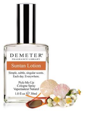 Demeter Suntan Lotion
