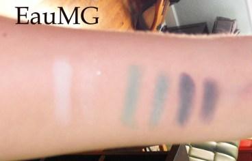 Wet n Wild Pride Eyeshadow Palette Swatches
