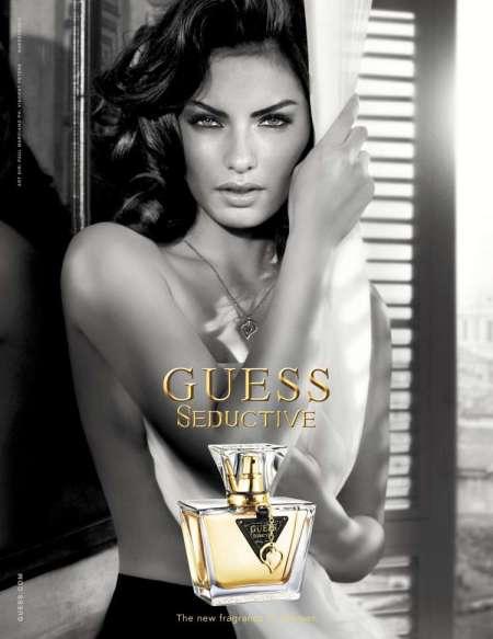 Guess Seductive perfume ad