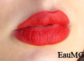 Revlon Matte Lipstick in Really Red