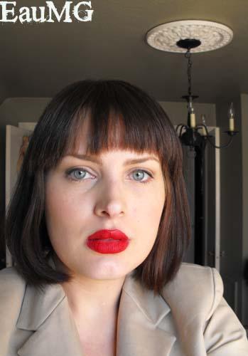 Revlon Matte Lipstick in Really Red
