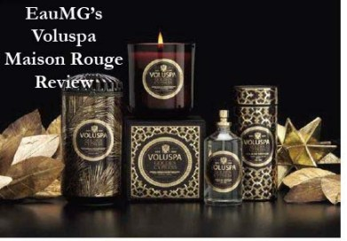 Voluspa Maison Rouge Collection