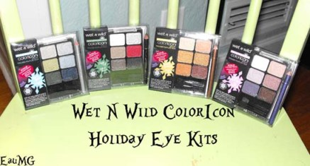 Wet n Wild Color Icon Holiday Kits