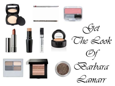 Get the vintage 1920's look of Barbara LaMarr