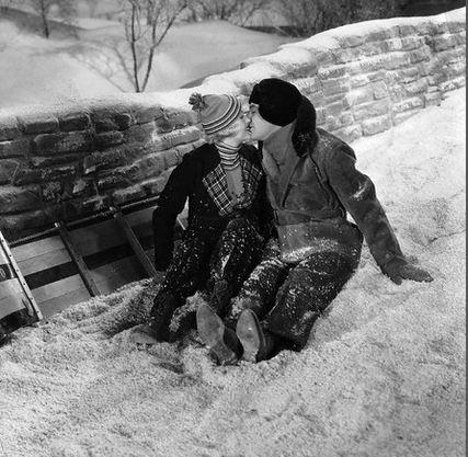 Patricia Ellis and George Brent