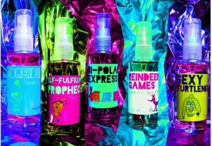 Limited Edition Smell Bent Holiday 2010 Perfume