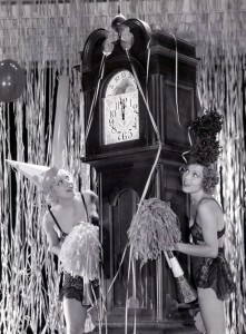 Dorothy Lee 1930's New Years Picture