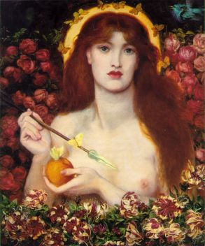 Rossetti Venus Verticordia