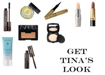 Get the 1960's makeup look of Tina Aumount