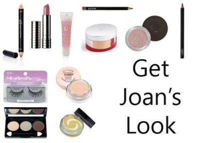 Get the 1930's makeup look of Joan Blondell