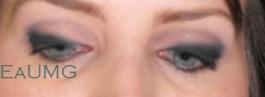 Barbara Bouchet 1970's eye makeup tutorial