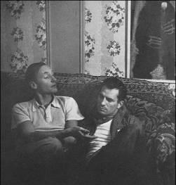 Jack Kerouac & William S. Burroughs