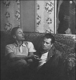 Jack Kerouac & William S. Burroughs