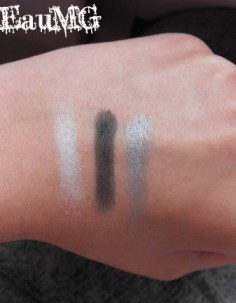 Wet n Wild Don't Steal My Thunder Trio Eyeshadow Swatches