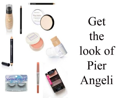 Makeup instruction to get the look of Pier Angeli