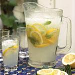 Honey Mint Lemonade