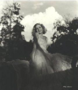 Edwina Booth outside
