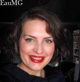 1940's Makeup Look