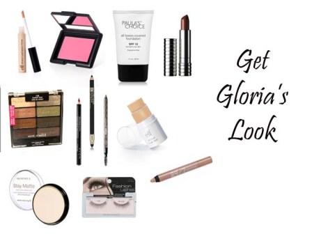 Get the makeup look of Gloria Stuart