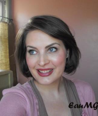 Get the 1960's makeup look