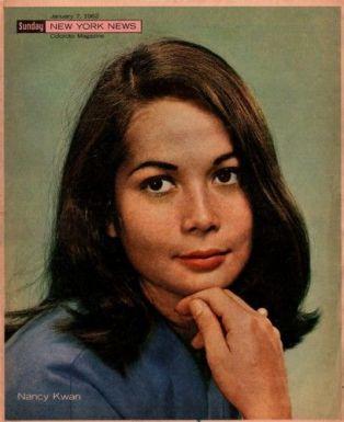 Nancy Kwan 1962