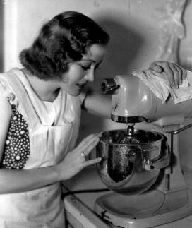Wynn Gibson baking