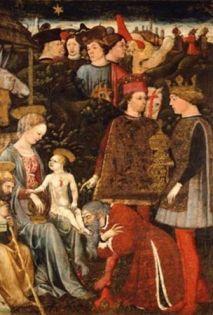 Bonifacio Bembo Adoration of the Magi