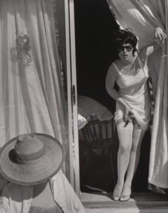 Cindy Sherman film Still #7 from MoMA